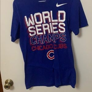 Chicago Cubs Nike Size Small